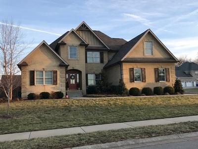 Bowling Green Single Family Home Under Contract: 712 Mallard Street