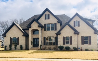 Bowling Green Single Family Home Under Contract: 3256 Sunburst Drive
