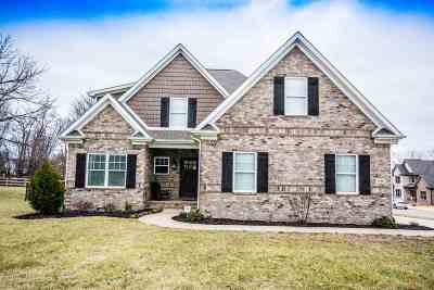 Bowling Green Single Family Home For Sale: 510 Maggie Court