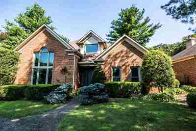 Bowling Green Single Family Home For Sale: 1288 Hayes Court