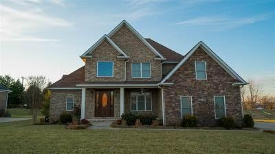 Bowling Green Single Family Home For Sale: 146 Cynthia Lynn Dr