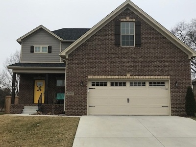 Bowling Green Single Family Home For Sale: 2963 Pennyroyal Lane