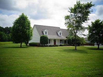 Bowling Green Single Family Home For Sale: 7200 Old Greenhill Rd
