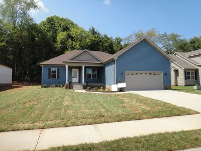 Bowling Green Single Family Home For Sale: 2985 Gunsmoke Trail Way