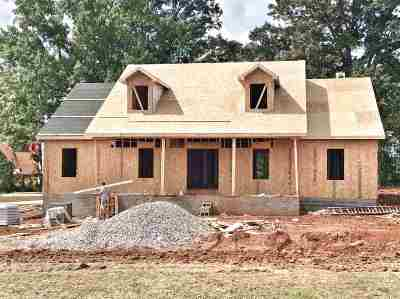 Bowling Green Single Family Home Under Contract: Lot 18 Allen Michael Ln