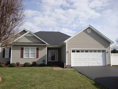 Bowling Green Single Family Home For Sale: 304 Golfview Way