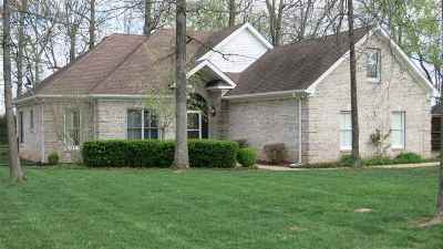 Bowling Green Single Family Home For Sale: 3407 Red Oak Drive