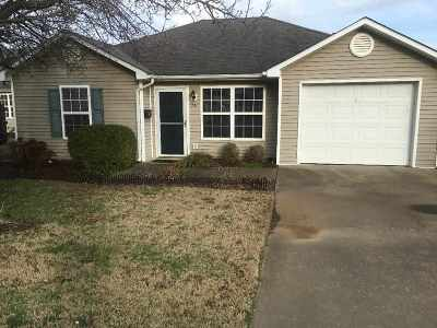 Bowling Green Single Family Home For Sale: 721 Jennings Ct