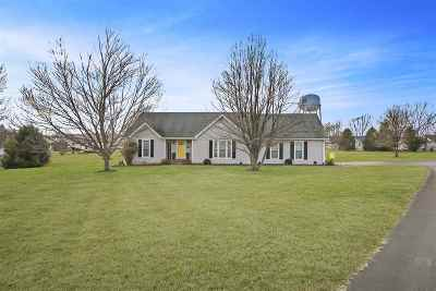 Bowling Green Single Family Home For Sale: 93 Bush Ct