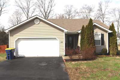 Bowling Green Single Family Home For Sale: 635 Fern Hill Street