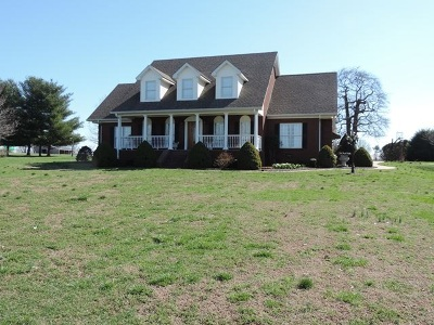 Bowling Green Single Family Home Under Contract: 1422 Three Springs Rd