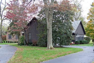 Bowling Green Single Family Home For Sale: 1037 Cave Mill Rd.