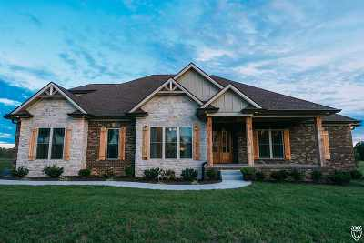 Bowling Green Single Family Home For Sale: 220 Fordes Crossing Dr