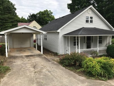 Hart County Single Family Home For Sale: 215 W Union Street
