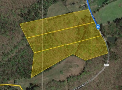 Residential Lots & Land For Sale: 1976 Sunfish-Sunny Point Rd