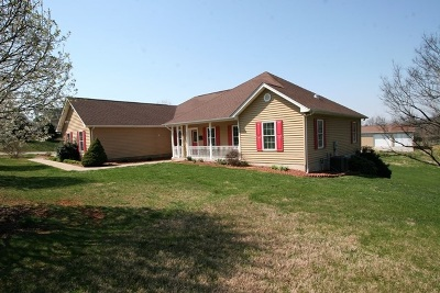 Bowling Green Single Family Home For Sale: 186 Martinsville Ford Rd