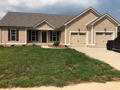 Bowling Green Single Family Home For Sale: 2922 Gunsmoke Trail