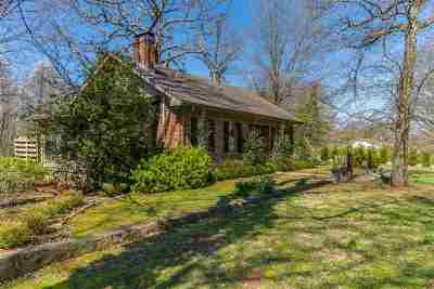 Bowling Green Single Family Home Under Contract: 2501 Smallhouse Rd
