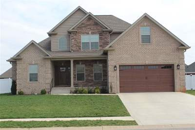 Bowling Green Single Family Home For Sale: 1318 Beaumont Drive