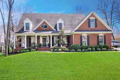 Bowling Green Single Family Home For Sale: 3431 Red Oak Dr