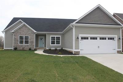 Bowling Green Single Family Home For Sale: Lot 14 Kingston Pointe