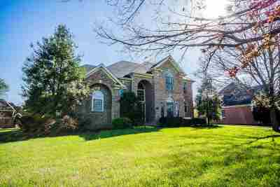 Bowling Green Single Family Home Under Contract: 1509 Neptune Way