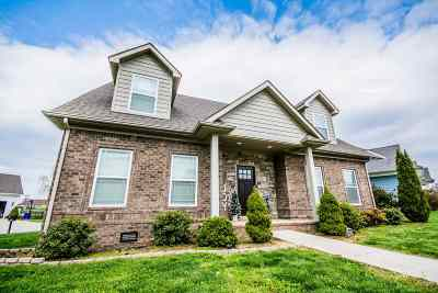 Bowling Green Single Family Home For Sale: 1476 Riva Ridge Avenue