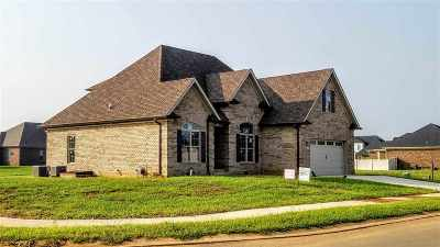 Bowling Green Single Family Home For Sale: 1210 Aristides Drive
