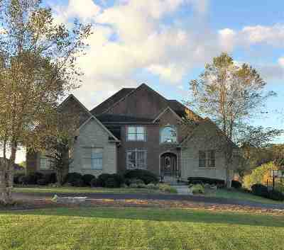 Bowling Green Single Family Home For Sale: 418 Autumnstone Lane