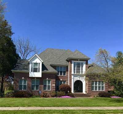Bowling Green Single Family Home For Sale: 638 Cumberland Ridge Way