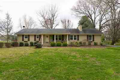Bowling Green Single Family Home For Sale: 618 Roy Thomas Rd