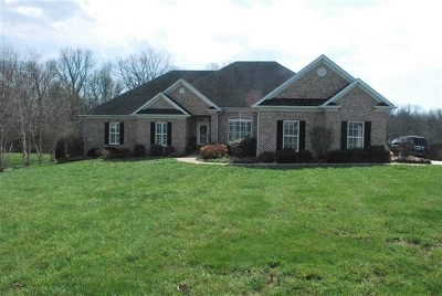 Bowling Green Single Family Home For Sale: 689 Grider Pond Rd
