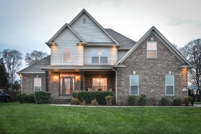 Bowling Green Single Family Home Under Contract: 795 Pintail Dr