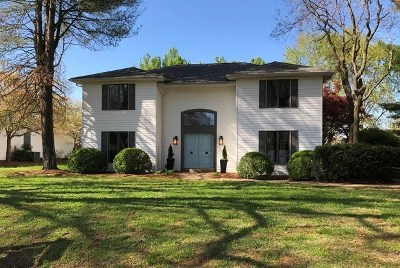 Bowling Green Single Family Home For Sale: 1801 Rollingwood Way