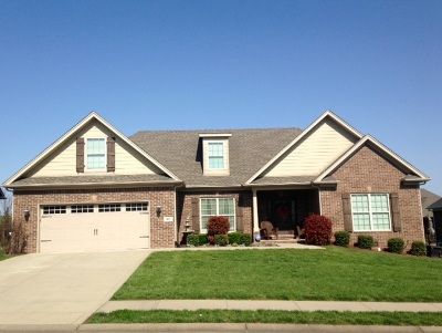 Bowling Green Single Family Home For Sale: 1427 Southern Sky Circle