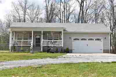 Bowling Green Single Family Home For Sale: 518 Goodrum Rd