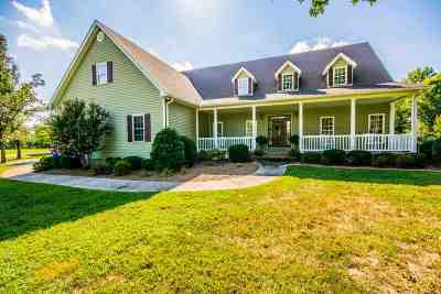 Edmonson County Single Family Home Under Contract: 407 Arthur Rd