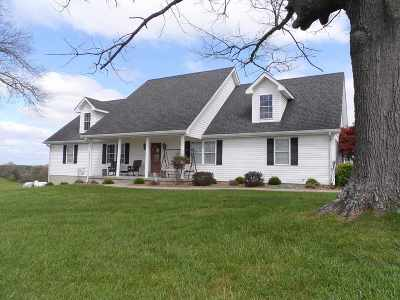 Bowling Green Single Family Home For Sale: 3446 Hunts Bend Road