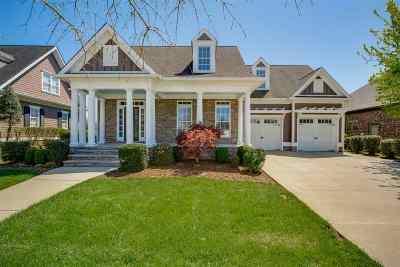 Bowling Green Single Family Home For Sale: 671 Linkside Lane