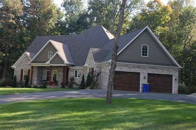 Bowling Green Single Family Home Under Contract: 1829 Alvaton-Greenhill Road