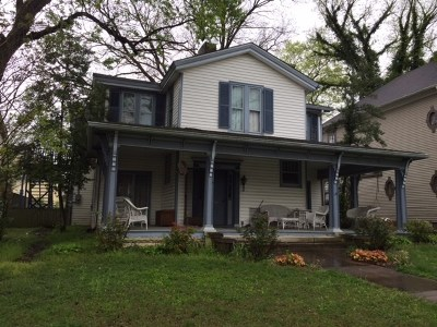 Bowling Green Multi Family Home For Sale: 1218 State St