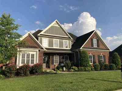 Bowling Green Single Family Home For Sale: 680 Mallard Street
