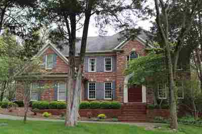 Bowling Green Single Family Home For Sale: 2051 Quail Run Drive