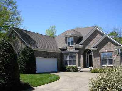 Bowling Green Single Family Home For Sale: 2687 Laurelstone Lane