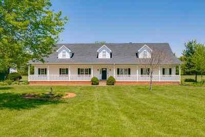 Franklin Single Family Home For Sale: 420 Sulphur Springs Church Road