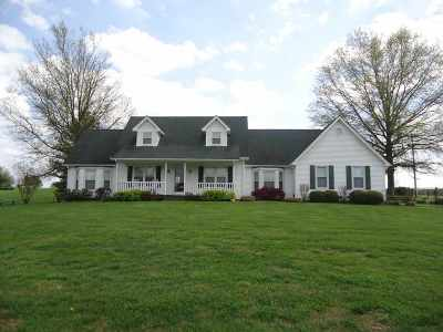 Bowling Green Single Family Home For Sale: 195 Matlock Old Union Road