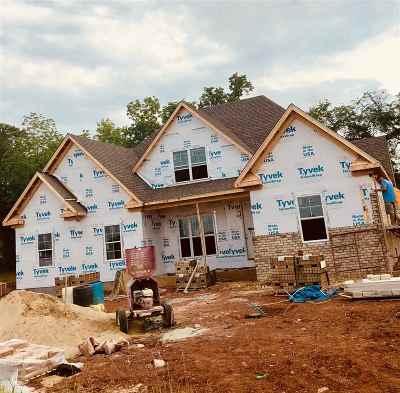 Bowling Green Single Family Home For Sale: 3169 Gable Ridge Ln