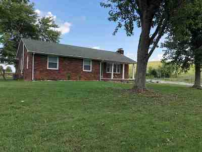 Edmonson County Single Family Home For Sale: 486 Grassland Road