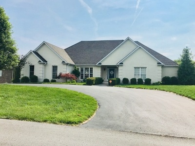 Bowling Green Single Family Home For Sale: 180 Talbott Drive