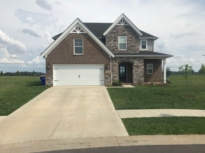 Bowling Green Single Family Home For Sale: 465 Leonatus Court
